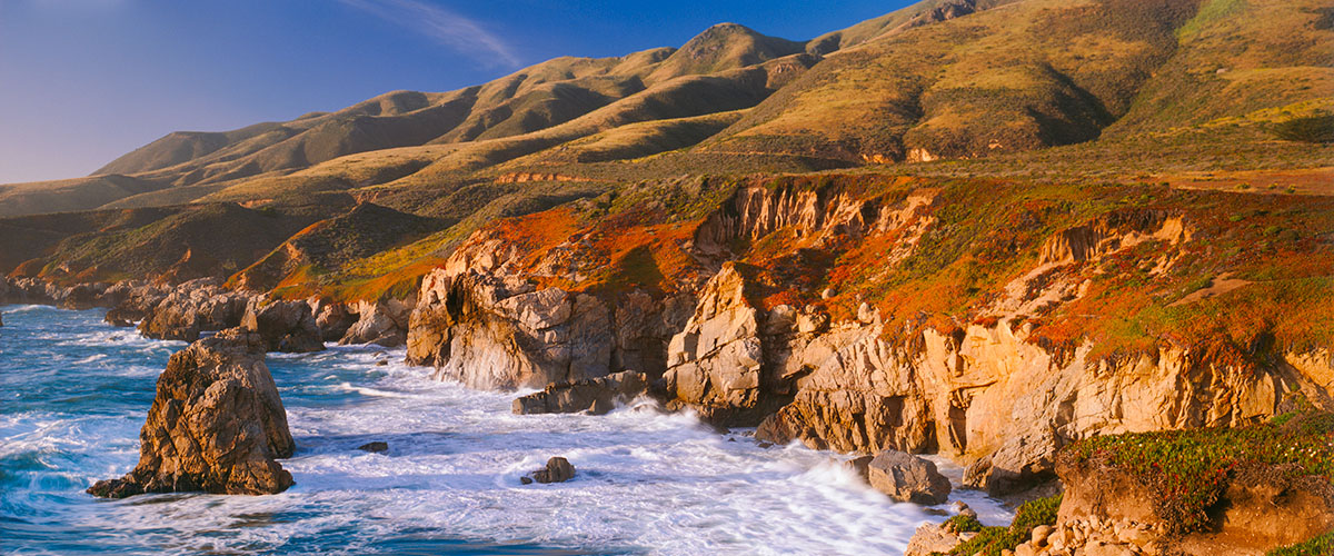Big Sur Coast of California